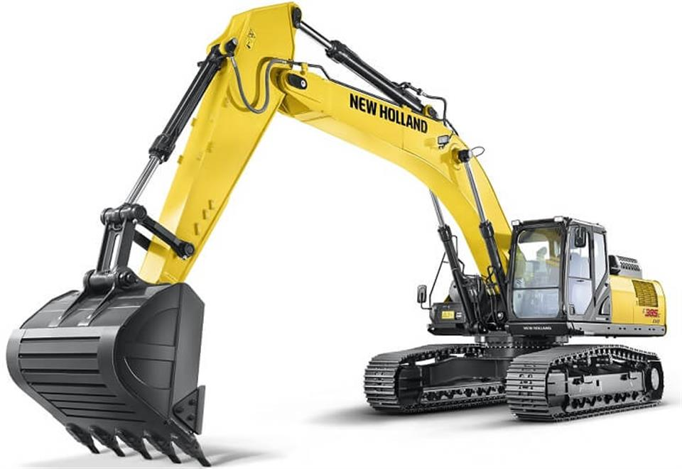 Escavadeira New Holland E385C EVO
