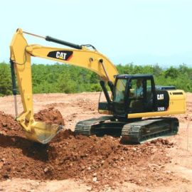 Escavadeira Caterpillar 320D L
