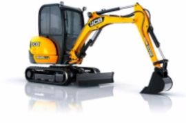 Mini-Escavadeira JCB 8026 CTS